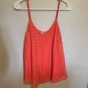 Maurices Crocheted Tank